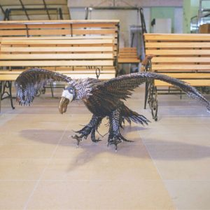 Кованый орёл
