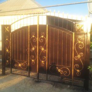 Ворота боярские